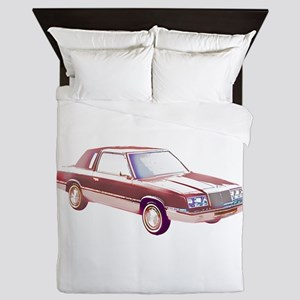 1983 Chrysler LeBaron Queen Duvet