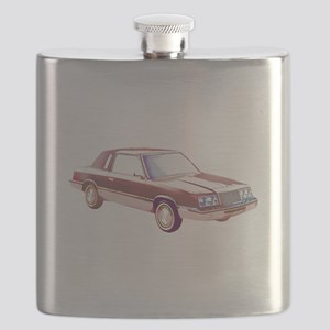 1983 Chrysler LeBaron Flask