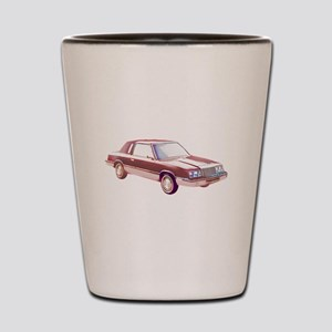 1983 Chrysler LeBaron Shot Glass