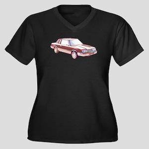 1983 Chrysler LeBaron Plus Size T-Shirt