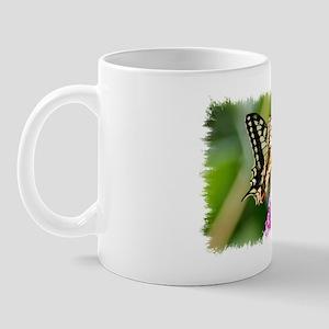 BUTTERFLY PAPILIO MACHAON Mug