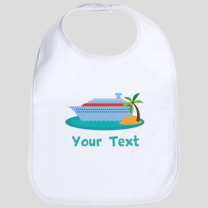 Personalized Cruise Ship Bib