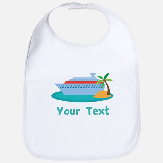 Personalized Cruise Ship Bib