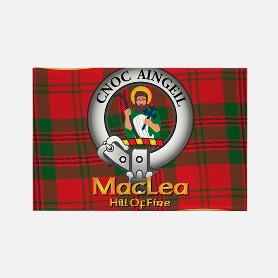 MacLea Clan Magnets