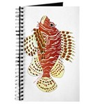 Red Lionfish Journal