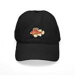 Red Lionfish c Baseball Hat