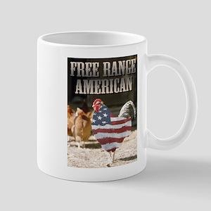 Free Range American Mugs