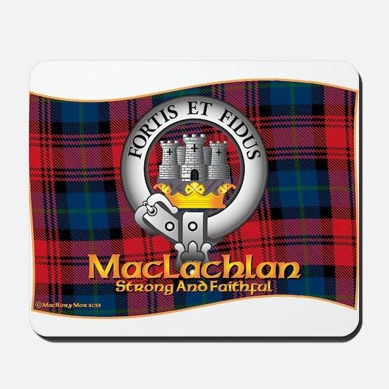 MacLachlan Clan Mousepad