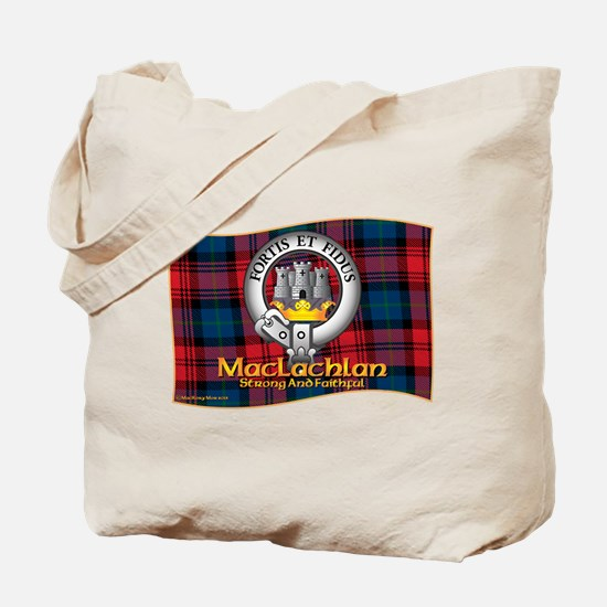 MacLachlan Clan Tote Bag