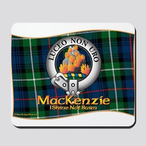 MacKenzie Clan Mousepad