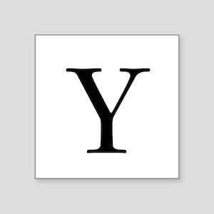 Classic Monogram Sticker