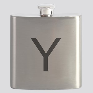 Classic Monogram Flask