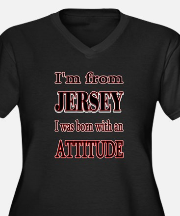 from Jersey Plus Size T-Shirt