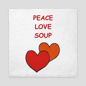 soup Queen Duvet
