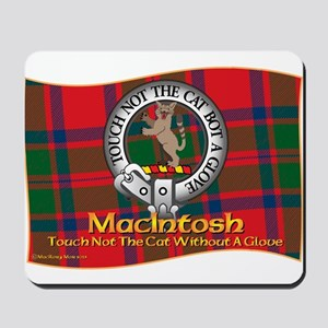 MacIntosh Clan Mousepad