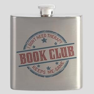 Book Club Keeps Me Sane Flask