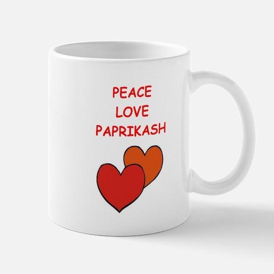 paprikash Mugs