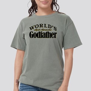 World's Most Awesome G Womens Comfort Colors Shirt
