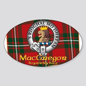 MacGregor Clan Sticker