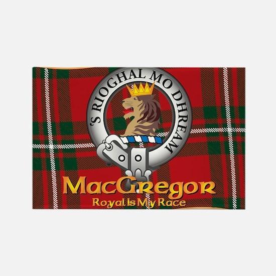 MacGregor Clan Magnets