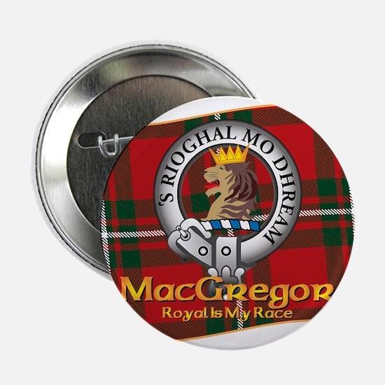 """MacGregor Clan 2.25"""" Button"""