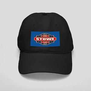 Stowe Old Label Black Cap