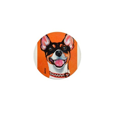 Rickie Roo by Terry Stanley Mini Button