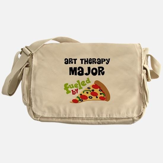 Art therapy major Messenger Bag