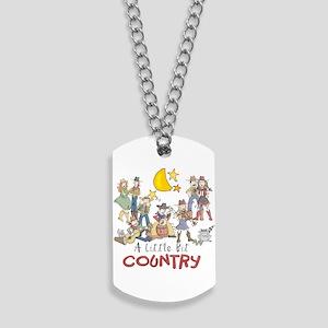 littlebitcountry Dog Tags