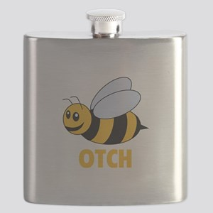 Bee Otch Flask