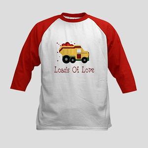 Loads of Love Kids Baseball Jersey