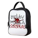 Krav Maga Neoprene Lunch Bag