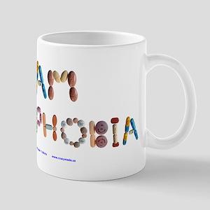 Team Agoraphobia Mug