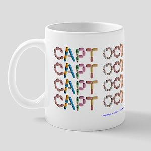 Capt Ocd Mug Mugs