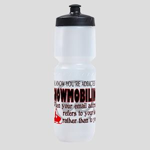 YKYATS - Email Address Sports Bottle