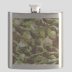 Zombie Horde Flask