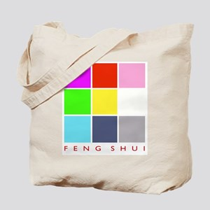Feng Shui Modern Tote Bag