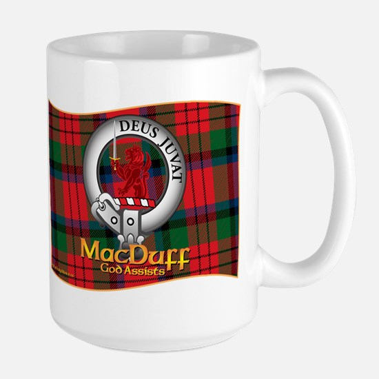 MacDuff Clan Mugs
