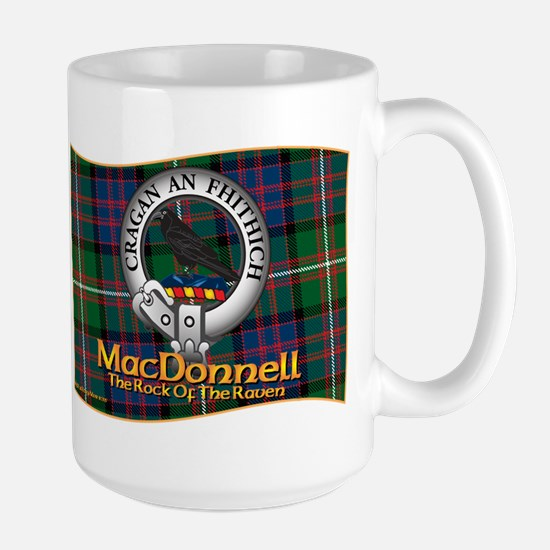 MacDonnell of Glengarry Clan Mugs