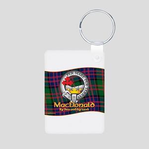 MacDonald Clan Keychains