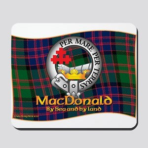 MacDonald Clan Mousepad