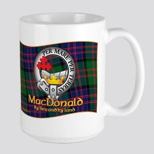 MacDonald Clan Mugs