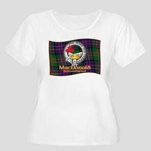 MacDonald Clan Plus Size T-Shirt