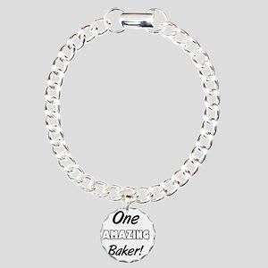 One Amazing Baker Charm Bracelet, One Charm