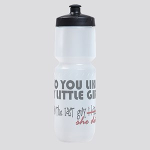 Like my Little Girl Sports Bottle