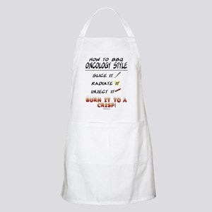Oncology Style BBQ BBQ Apron