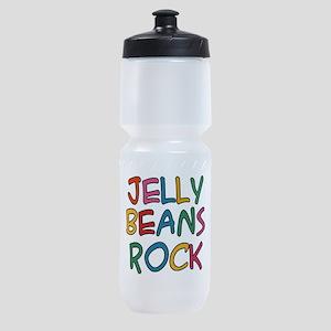 Jelly Beans Rock Sports Bottle