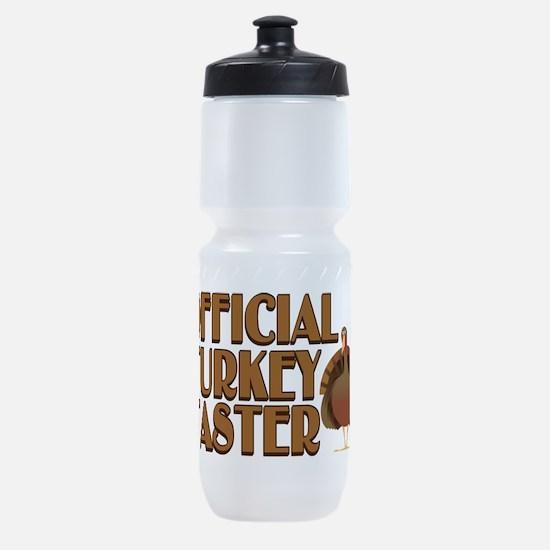 fficial Turkey Taster Sports Bottle