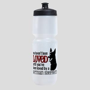 GSD Love Sports Bottle