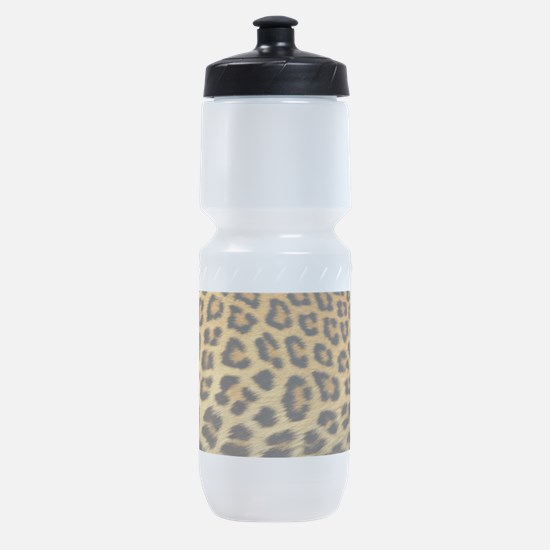 leopard Sports Bottle